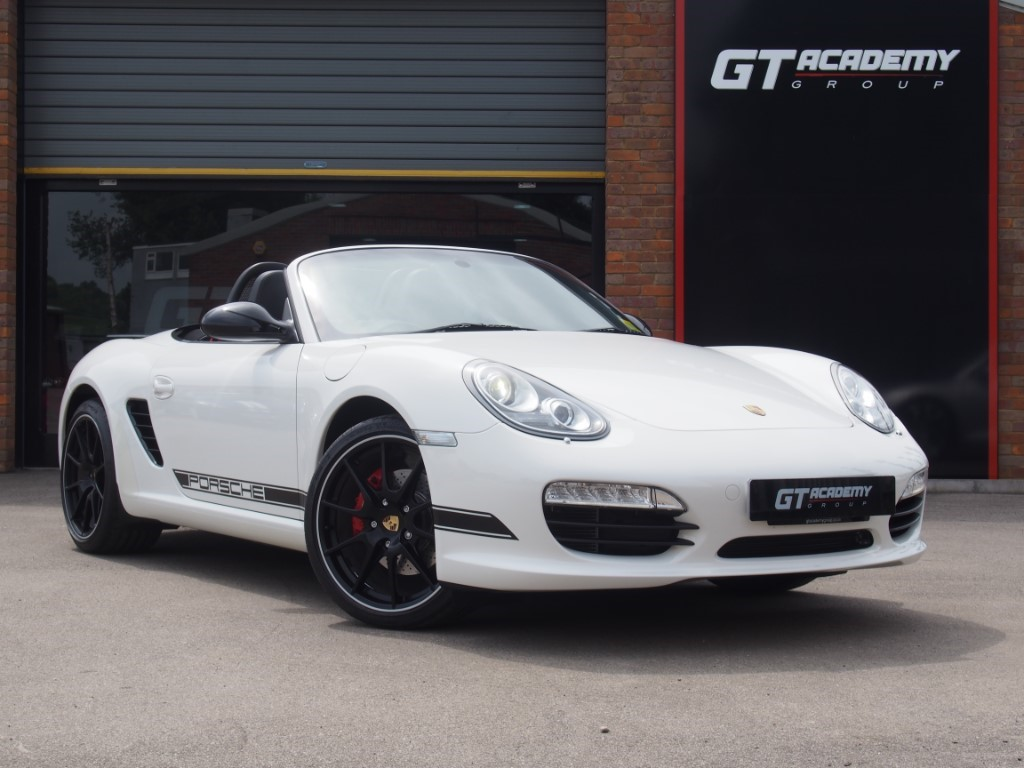 used Porsche Boxster 3.4 24V S AA INSPECTED - VERY HIGH SPEC in tring-hertfordshire