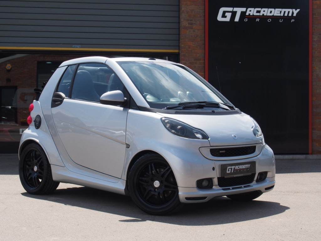 used Smart Car Fortwo Cabrio BRABUS AA INSPECTED - 2 OWNERS - FSH in tring-hertfordshire
