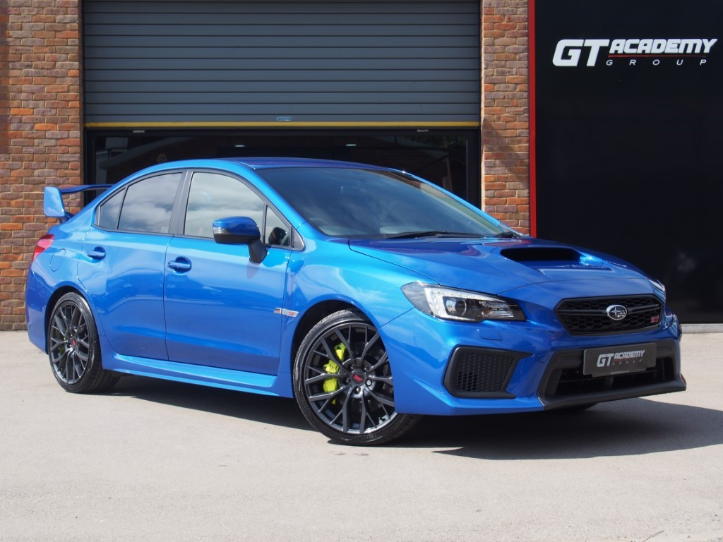 used Subaru WRX STI FINAL EDITION 1 OWNER No. 124 of 150 in tring-hertfordshire