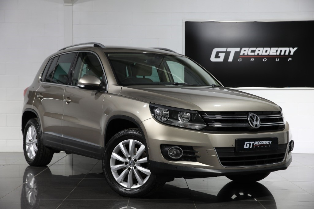 used VW Tiguan MATCH 2.0TDI BLUEMOTION TECH 4MOTION DSG in tring-hertfordshire