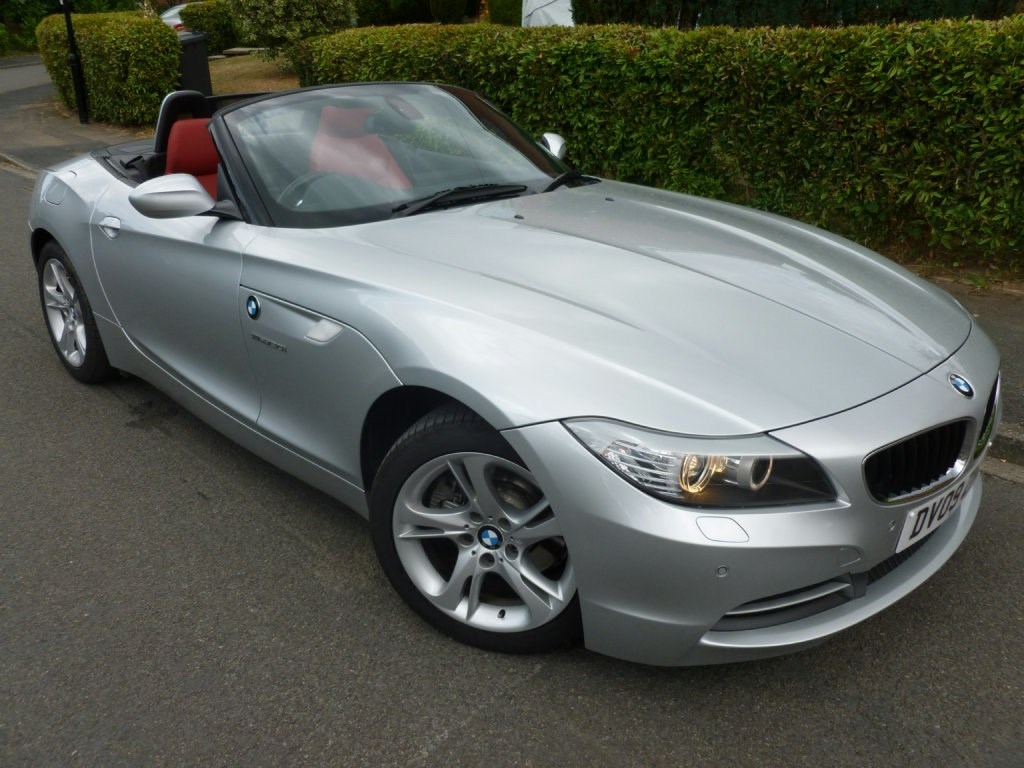 Bmw Z4 In Harrogate North Yorkshire Compucars