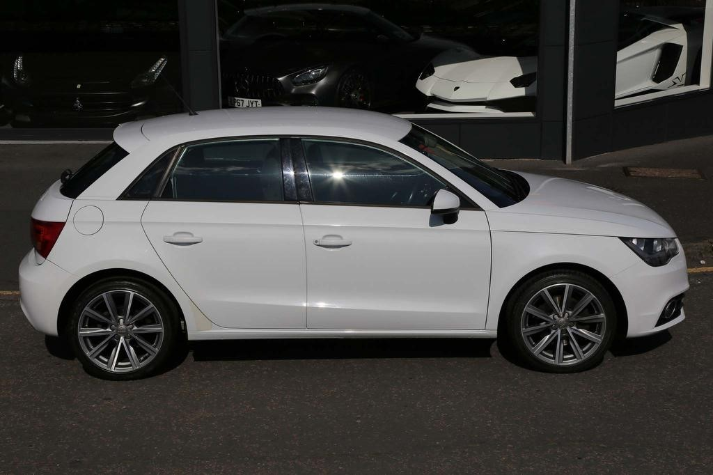 Used White Audi A1 For Sale West Yorkshire
