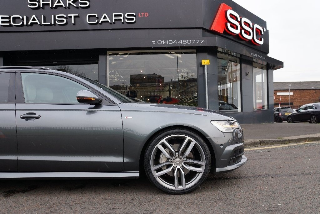 Used audi a6 diesel estate for sale