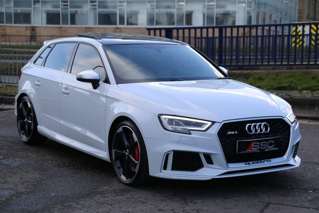 Used White Audi Rs3 For Sale West Yorkshire