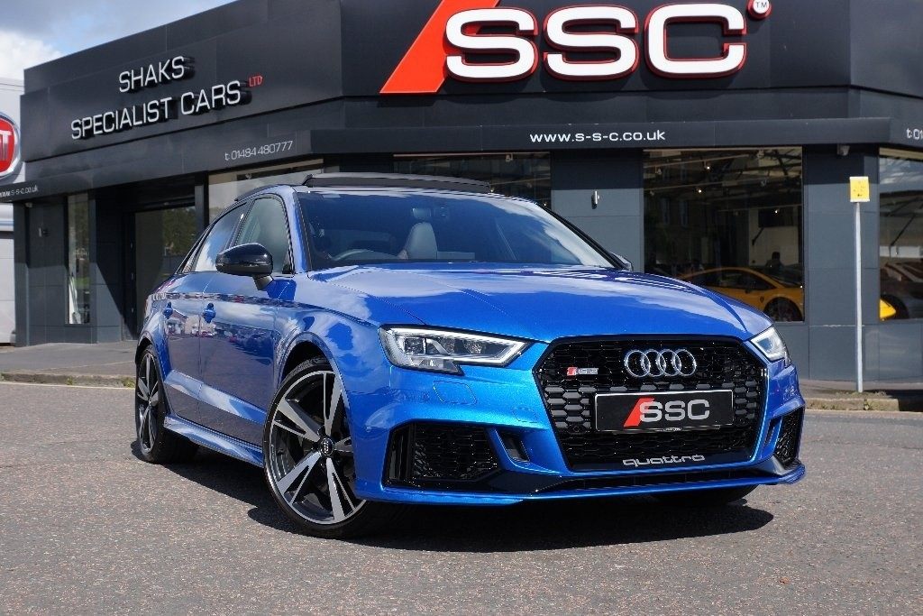 Audi Rs3 In Huddersfield West Yorkshire Compucars