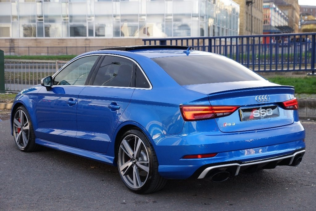 Used Blue Audi RS3 For Sale | West Yorkshire