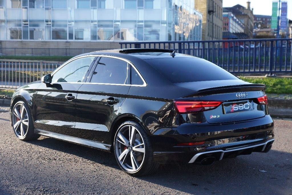 Used Black Audi RS For Sale West Yorkshire - Audi rs3