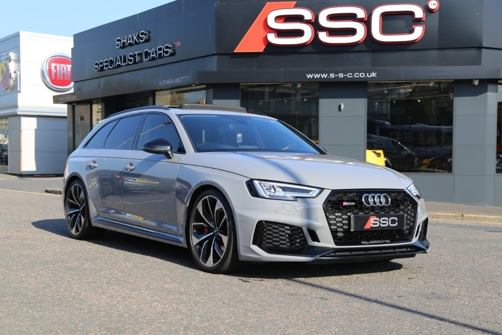 Used Grey Audi RS Avant For Sale West Yorkshire - Audi rs4 avant for sale