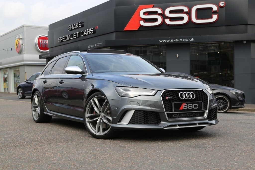 Used Grey Audi RS Avant For Sale West Yorkshire - Audi rs6 for sale