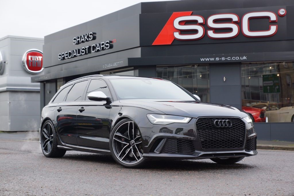 Audi rs6 performance 2017 price