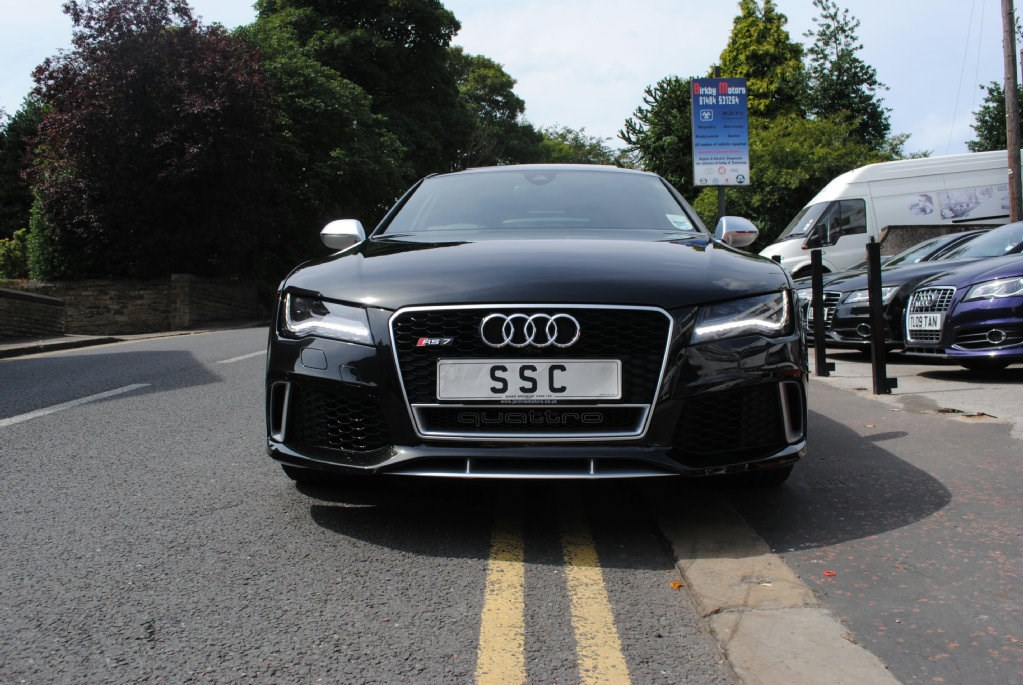 audi rs7 t fsi v8 bi turbo rs7 quattro 5dr tip auto shaks specialist cars ltd quality used. Black Bedroom Furniture Sets. Home Design Ideas