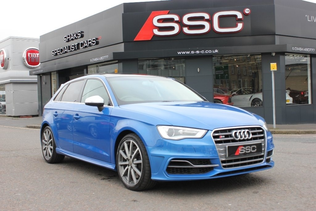Used Blue Audi S3 For Sale West Yorkshire