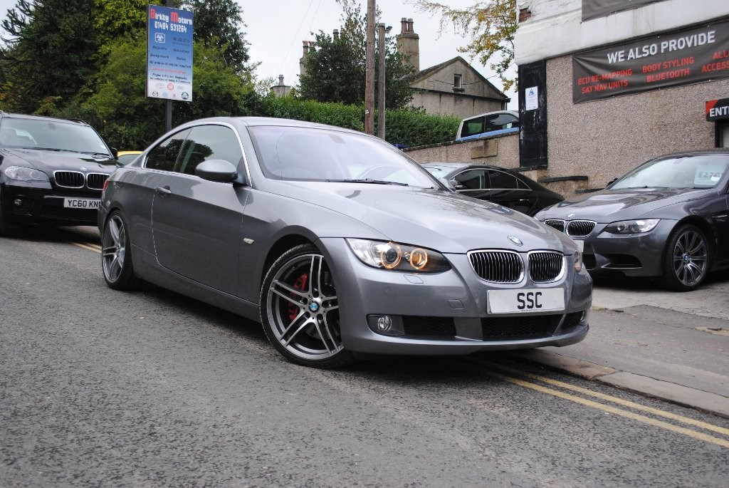 bmw 3 series 330d 3 series se 2dr with lthr xenons shaks specialist cars ltd quality used. Black Bedroom Furniture Sets. Home Design Ideas