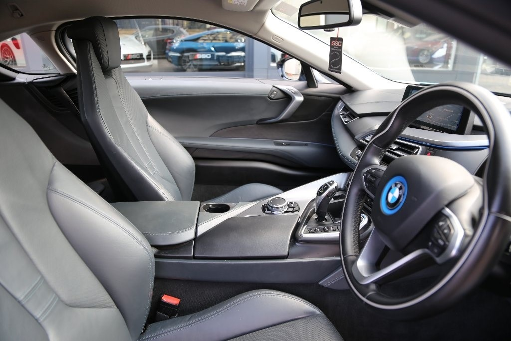 Bmw I8 In Huddersfield West Yorkshire Compucars
