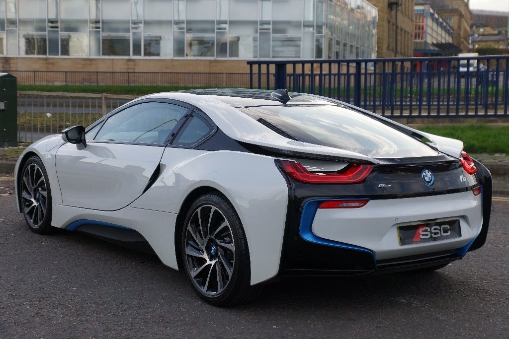 Used White Bmw I8 For Sale West Yorkshire