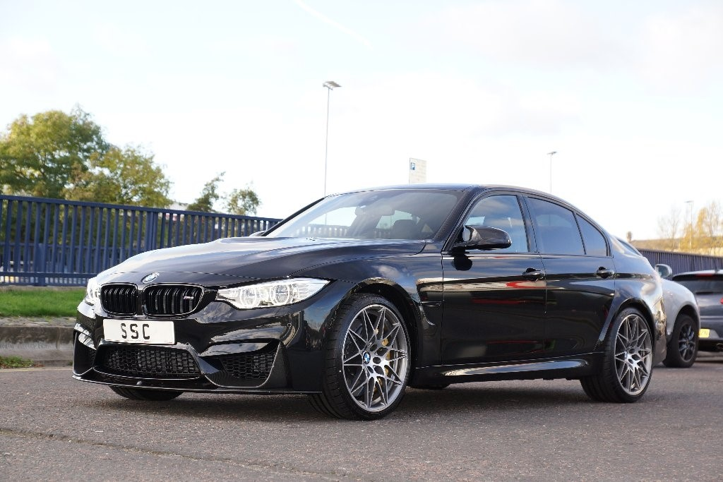 Used Black Bmw M3 For Sale West Yorkshire