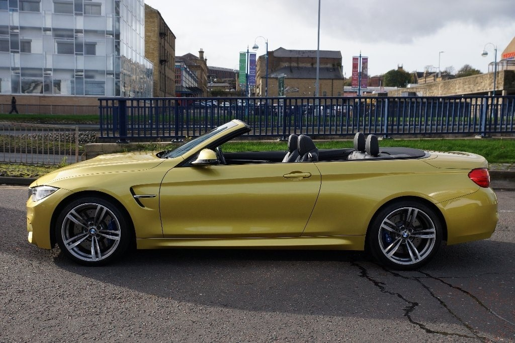 used yellow bmw m4 for sale west yorkshire. Black Bedroom Furniture Sets. Home Design Ideas