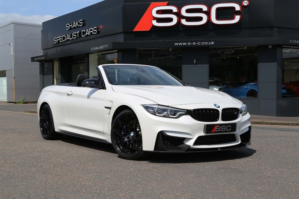 Used White Bmw M4 For Sale West Yorkshire