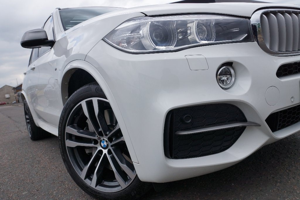 Used White Bmw X5 For Sale West Yorkshire