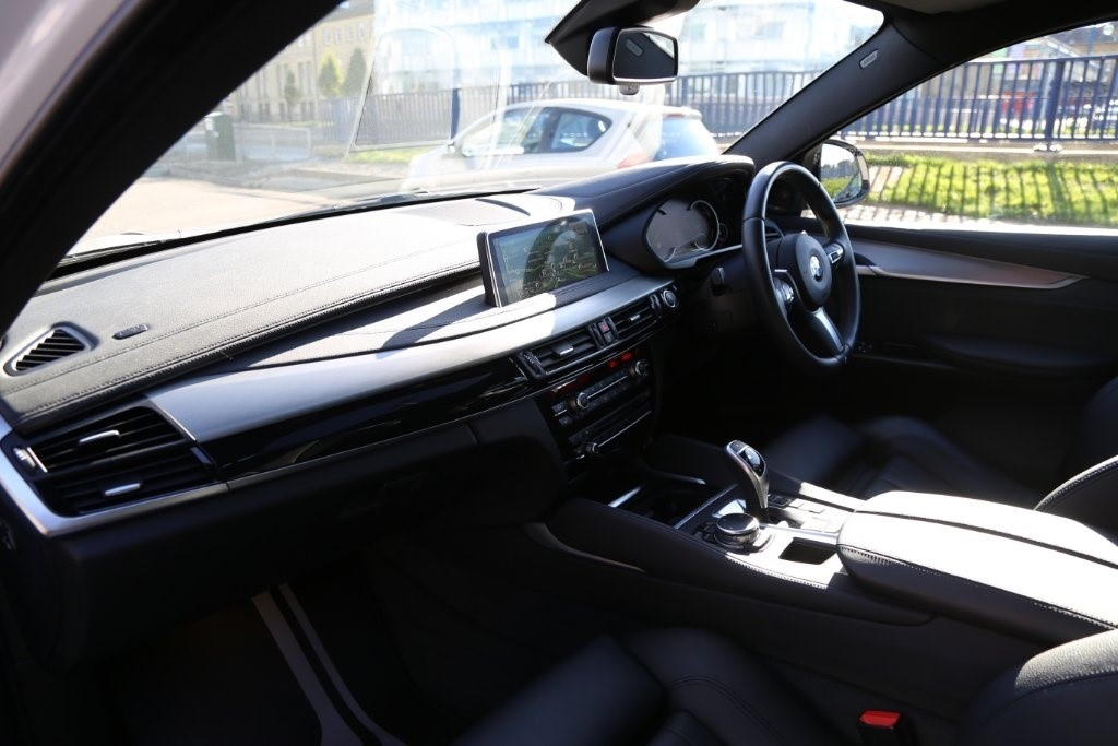 Used White Bmw X6 For Sale West Yorkshire