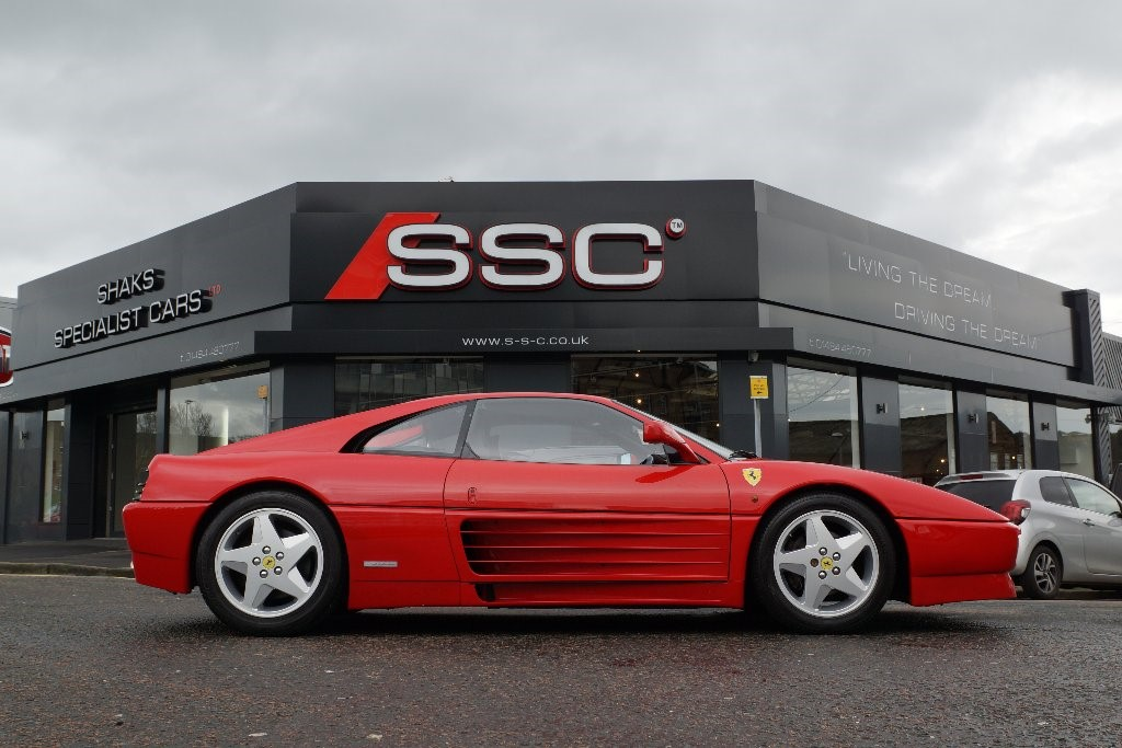 used red ferrari 348 for sale | west yorkshire
