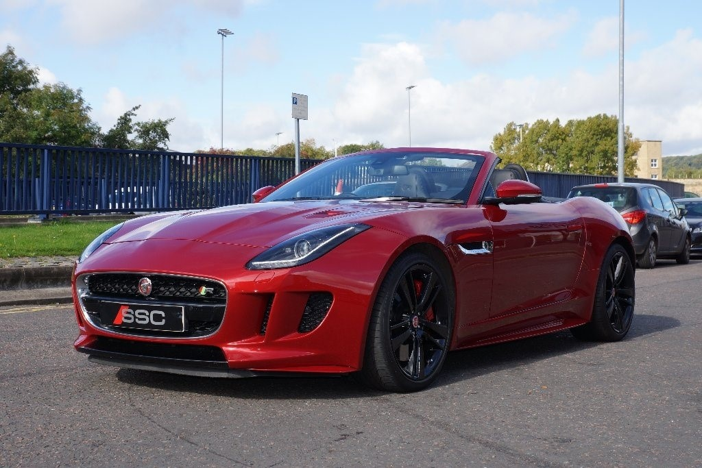 used red jaguar f type for sale west yorkshire. Black Bedroom Furniture Sets. Home Design Ideas