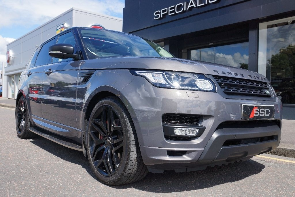 Used Grey Land Rover Range Rover Sport For Sale | West Yorkshire