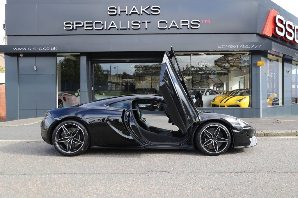 Used Mclaren 570gt For Sale West Yorkshire