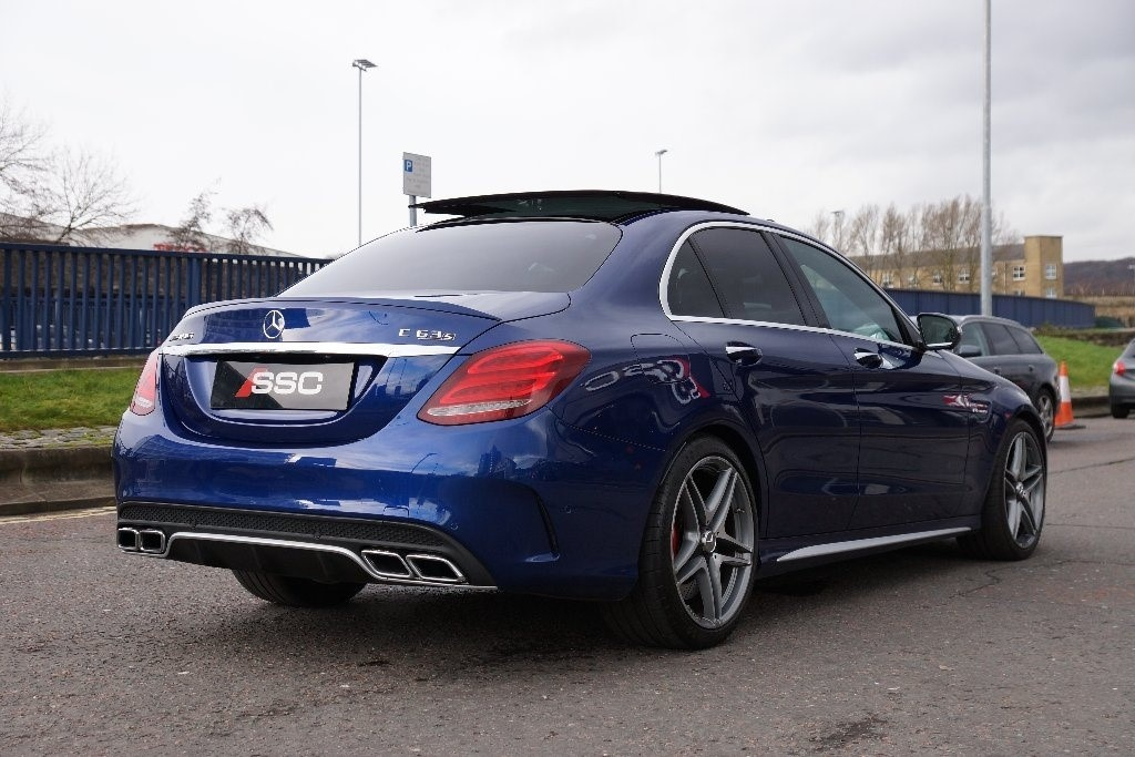 used blue mercedes c63 amg for sale west yorkshire. Black Bedroom Furniture Sets. Home Design Ideas
