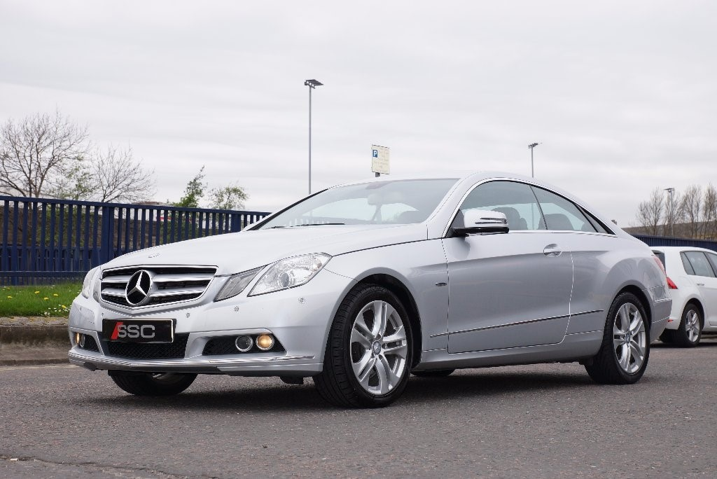 Used silver mercedes e350 for sale west yorkshire for Mercedes benz e350 coupe for sale