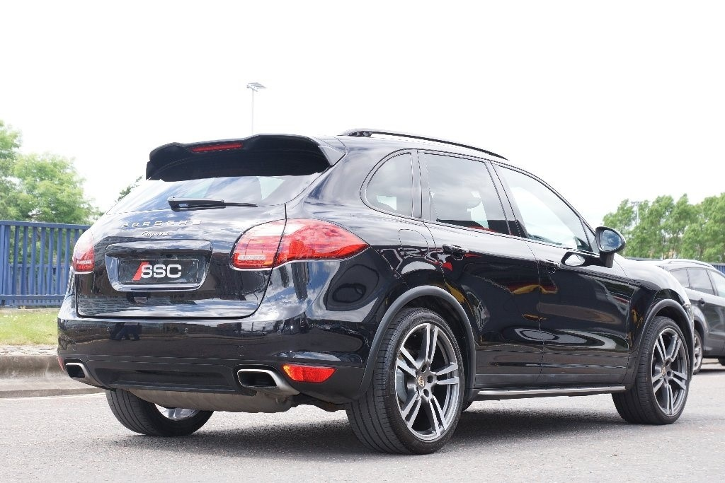 Used Porsche Cayenne For Sale By Owner >> Used Black Porsche Cayenne For Sale | West Yorkshire