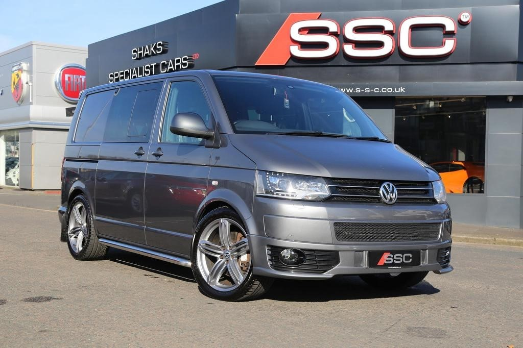 33b28a6006d7f9 Used Grey VW Transporter For Sale | West Yorkshire