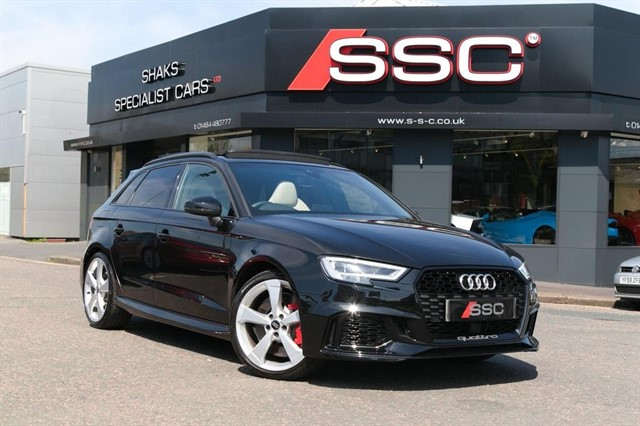 Audi RS3 for sale