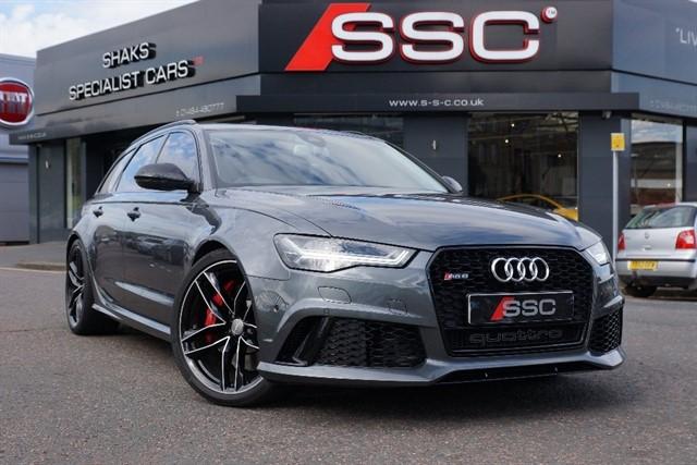 Audi RS6 Avant for sale