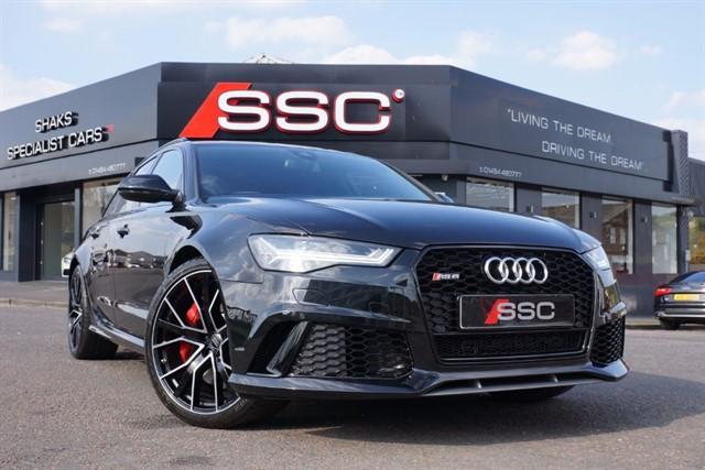 Audi RS6 Avant Performance for sale
