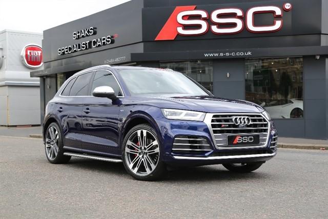 Audi SQ5 for sale