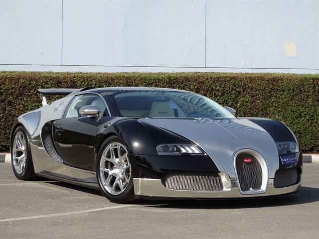 Bugatti Veyron for sale