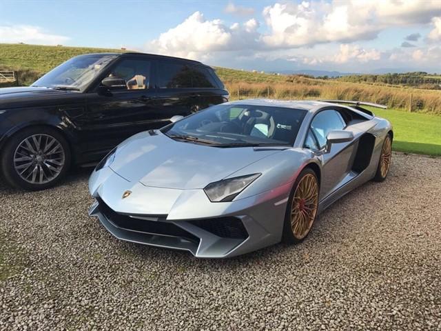 Lamborghini Aventador for sale