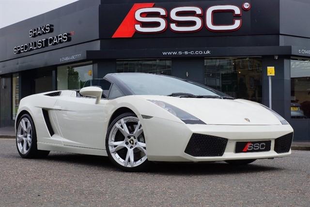 Lamborghini Gallardo for sale