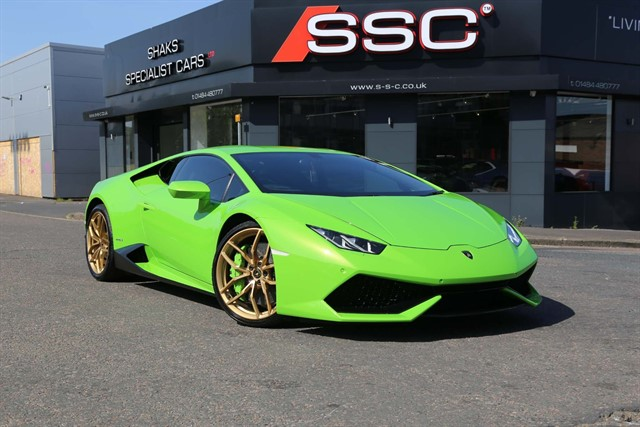 Lamborghini Huracan for sale