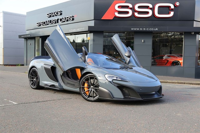 Mclaren 675LT for sale