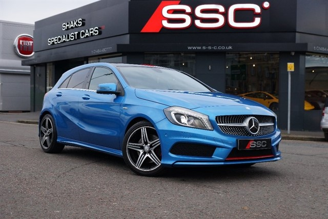 Mercedes A250 for sale