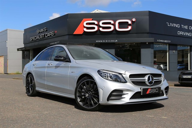 Mercedes C43 AMG for sale