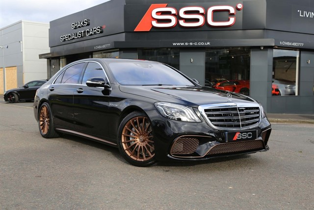 Mercedes S65L AMG for sale