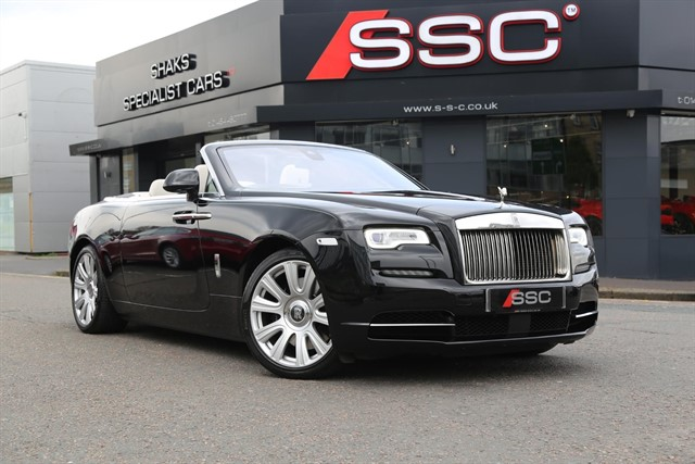 Rolls-Royce Dawn for sale