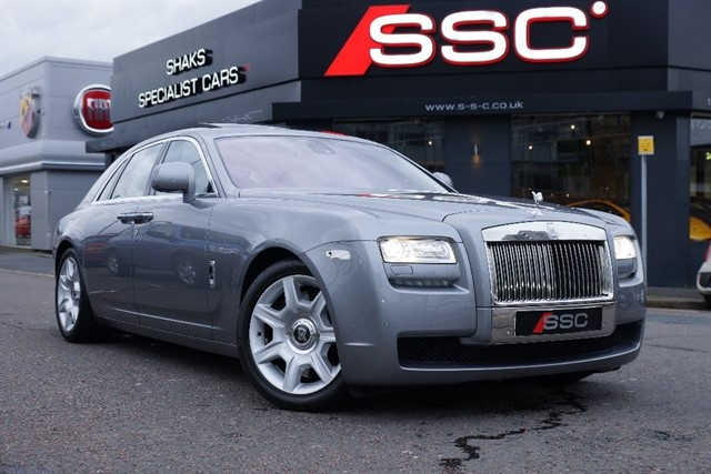 Rolls-Royce Ghost for sale