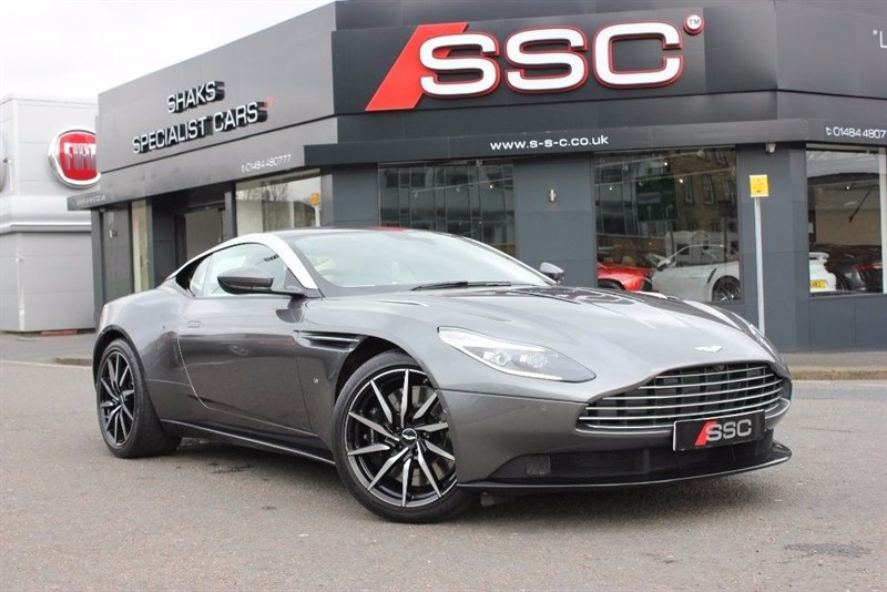 used Aston Martin DB11 5.2 V12 Launch Edition Coupe Auto 2dr (start/stop) in yorkshire