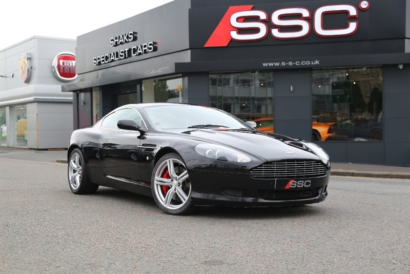 used Aston Martin DB9 Seq 2dr in huddersfield-west-yorkshire