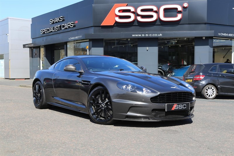 used Aston Martin DBS V12 Carbon Black Touchtronic 2dr in huddersfield-west-yorkshire
