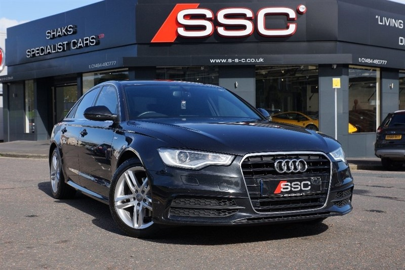 used Audi A6 Saloon TDI S Line 4dr in yorkshire